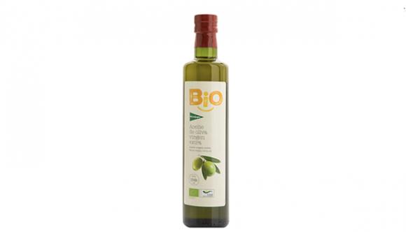 Aceite de oliva BIO el corte inglés