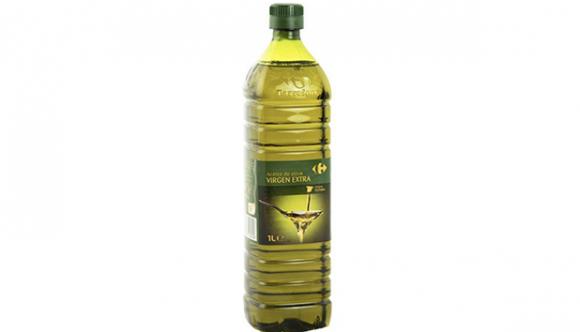 Aceite de oliva virgen extra Carrefour