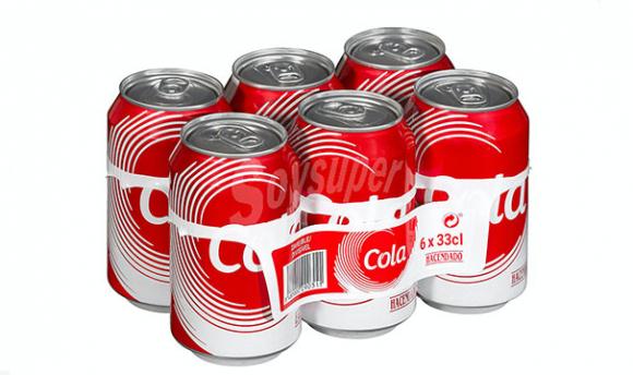 Cola Hacendado, Mercadona