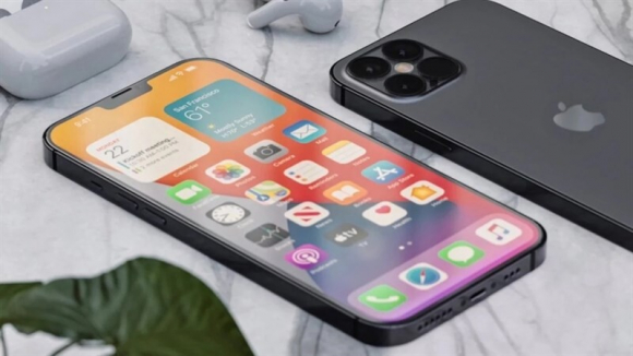Posible diseño del iPhone 13