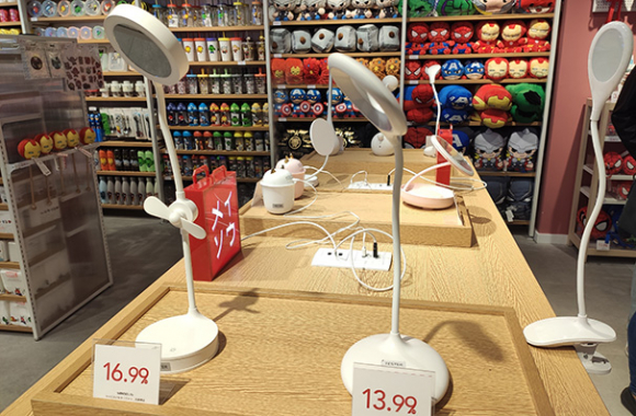 Lámparas LED Miniso