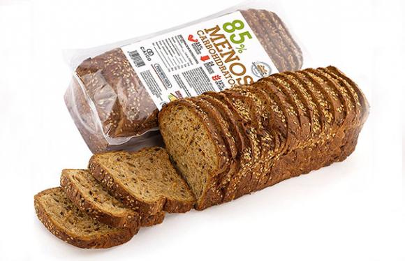 Pan proteico siempre tierno, KETO