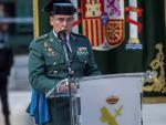 Diego Pérez de los Cobos, Guardia Civil