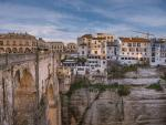 Fotografía de Ronda (Málaga), uno de los pueblos con encanto de España que triunfa en Instagram.