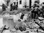 Imagen de archivo sobre el atentado que mató al almirante Carrero Blanco en Madrid