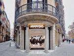 Tienda de Mango en Canuda, Barcelona