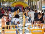 La Generalitat de Catalunya comenzó este jueves en la población de Terrassa (Barcelona), un cribado masivo y voluntario en dos carpas instaladas en la ciudad