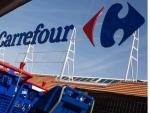 Imagen de archivo de un hipermercado de Carrefour