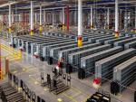 Empresa logística Amazon