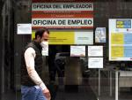 Desempleo paro coronavirus oficina empleo