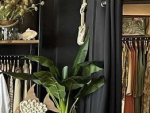 Paz Padilla abre su tienda en Zahara de los Atunes