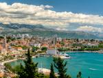 Fotografía de Split (Croacia).