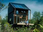 Fotografía de la casa prefabricada Extreme de la empresa ZeroCabin.