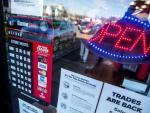 Los adolescentes transforman las reglas de juego en el casino de Wall Street
