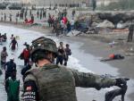 La baza oculta de Sánchez con Biden: la OTAN protegería a Ceuta y Melilla