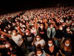 conciertos pandemia