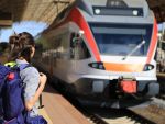 Interrail gratis para jóvenes europeos.