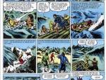 """Las aventuras de """"El Capitán Trueno"""", por primera vez libres de censura"""