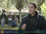 Roberto Leal en el año 2003.