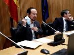 Pablo Iglesias, en la Comisión de Reconstrucción