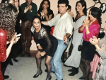 Millán Salcedo y Lola Flores, twerking