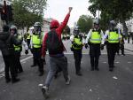 Protestas Floyd Londres