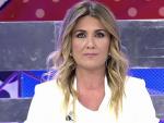 Carlota Corredera, presentadora de Telecinco.