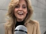 Cantante en el metro por sorpresa