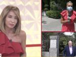 María Patiño este sábado en 'Socialité'