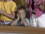 El niño que no quería bailar en TVE