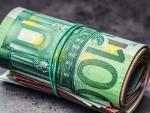 Fotografía de billetes de euro. Los intereses del aplazamiento del impuesto de sucesiones aumentarán el coste de la herencia.