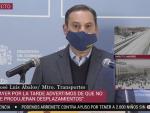 Rueda de prensa RTVE