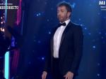 Pablo Motos cantando en 'El Desafío'