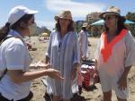 Auxiliar de playa