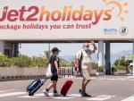 Aeropuerto de Palma tras la confirmación de Reino Unido de mantener la cuarentena a viajeros procedentes de España