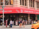 Imagen de la librería Strand, un referente cultural en Nueva York