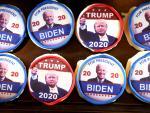 Las campañas de los candidatos a la Casa Blanca incluyen hasta galletas con sus rostros