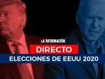 Directo elecciones Estados Unidos