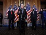 Pence, McConnell y una crisis profunda: viaje al corazón del Partido Republicano