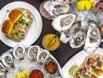 El Crave Fishbar de Nueva York está especializado en las ostras y es toda una institución