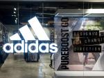 Tienda de zapatillas de Adidas.