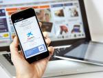 Banca móvil de CaixaBank