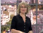 María Rey en Telemadrid
