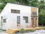 Fotografía de la casa prefabricada Sarangani Standard de CUBO Modular.