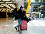 Aeropuerto maleta coronavirus