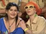 Lucía Etxebarría y Karmele Marchante en 'Campamento de verano'