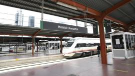 Estación de Chamartín-Clara Campoamor ADIF 27/5/2021