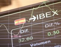 El Ibex 35 consolida los 8.000 puntos.