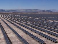 Solarpack en Chile
