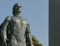 La ciudad de San Francisco retira su estatua de Colón tras la convocatoria de una protesta para tirarla al mar